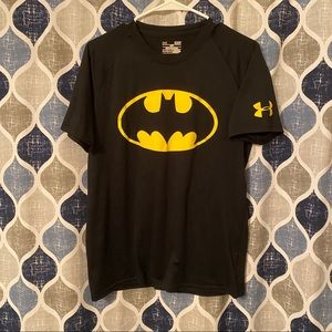 Under Armour Batman Shirt